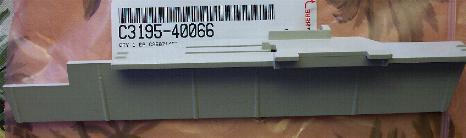 C3195-40066 DesignJet 750 / 755 Plotter Fan deflector