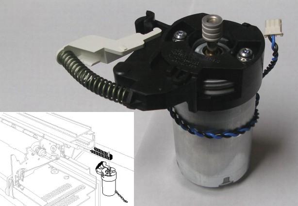 C4713-60092 DesignJet  Carriage Motor 400 series