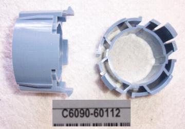 C6090-60112 DesignJet Adapter for 3-inch paper roll