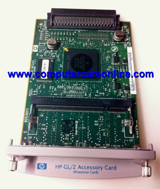 CH336-67001 DesignJet 510 Formatter Board OEM new