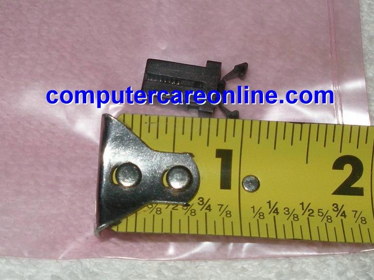 Q1273-60092 DesignJet 4000 / 4500 Series Print Cartridge Door Latch OEM NEW