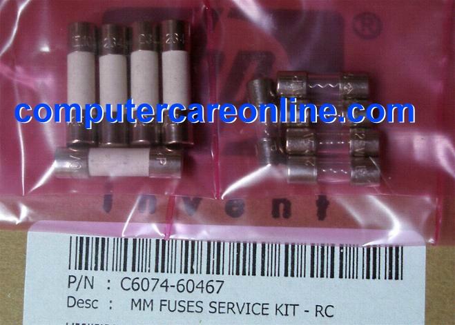 C6074-60467 / C6074-60307 DesignJet Electronics Module Fuse