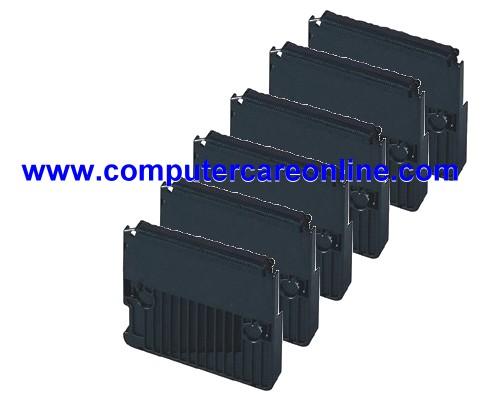 198213 PM260 Compatible Purple Nylon Ribbon 6 Pac